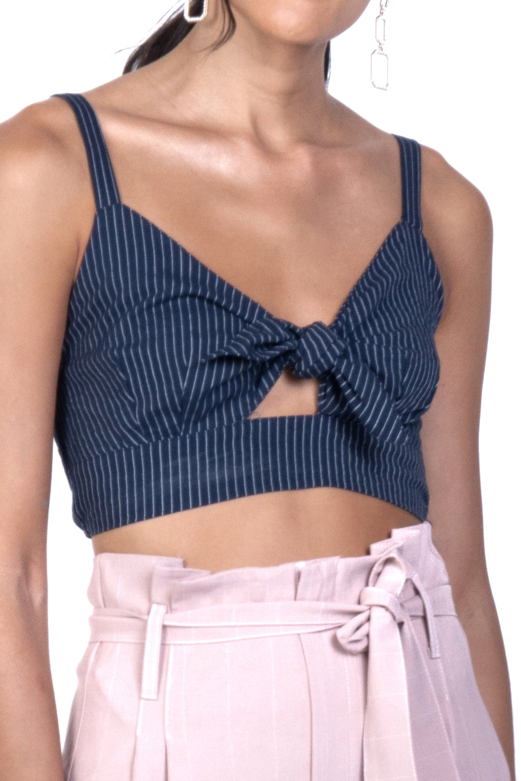 TIE-FRONT CROPPED TOP (4682464493652)