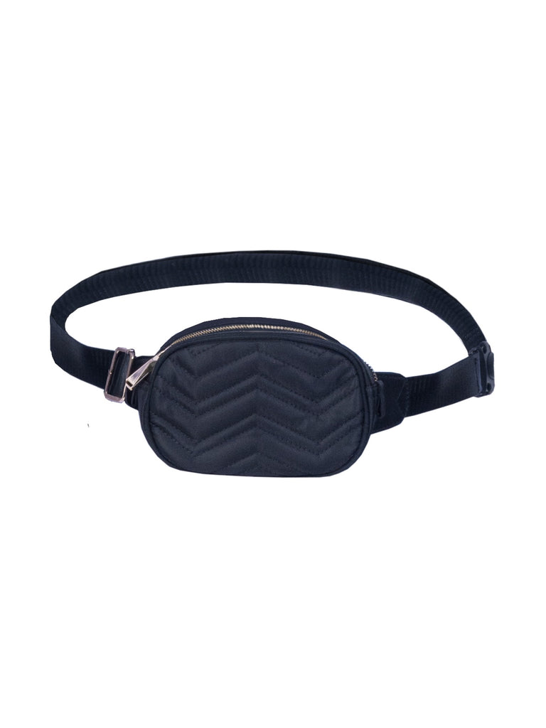 QUILTED BELT BAG (4686544404564)