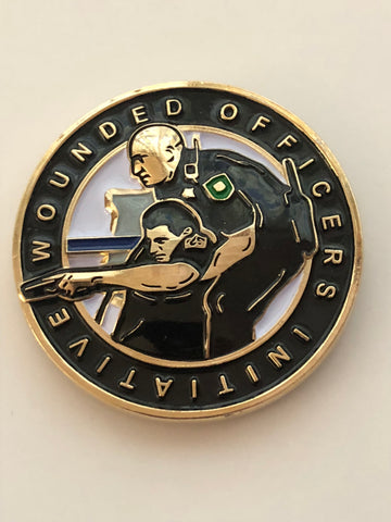 WOI Challenge Coin
