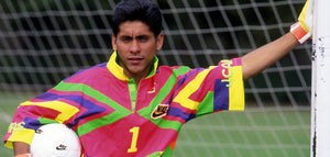 Jorge Campos, the Mexican Maverick
