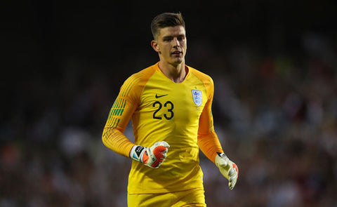 Nick Pope England