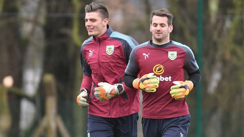 Nick Pope Tom Heaton Burnley FC