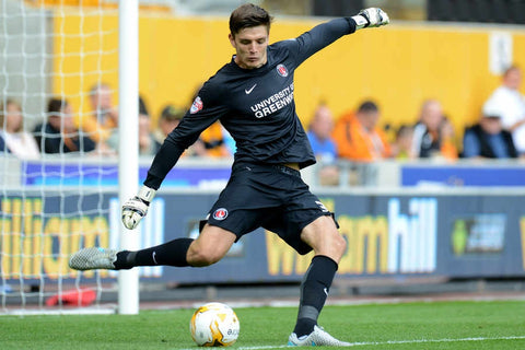 Nick Pope Charlton Athletic