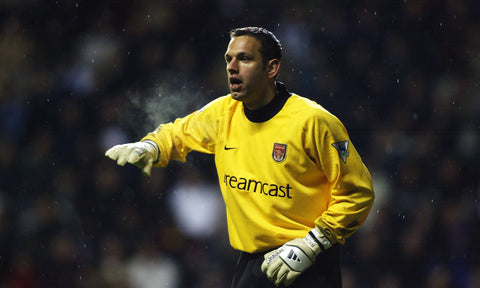 Richard Wright Arsenal