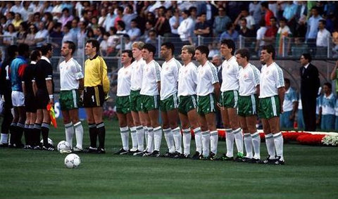 Ireland Italia 1990 World Cup
