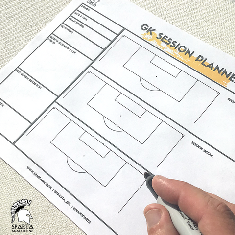 Sparta GK Session Planner - Free Download! - Sparta GK