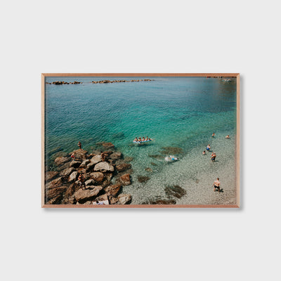 Rockpools at Monterosso #1
