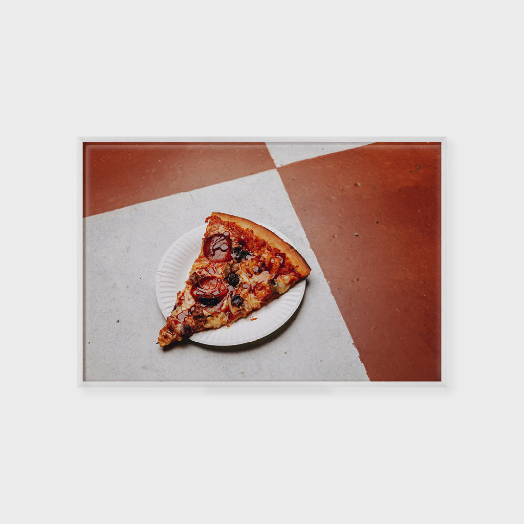 Untitled (Floor Pie)