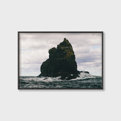 Untitled (Southern Ocean Rock Formation)