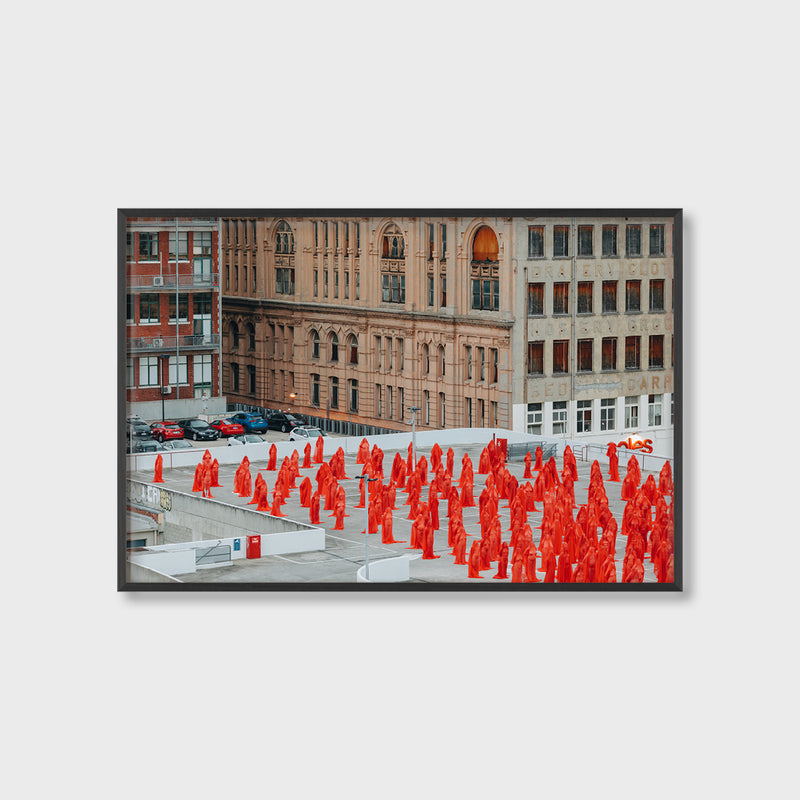 Untitled (Watching Spencer Tunick)