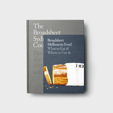 Melbourne Food and Sydney Cookbook Set