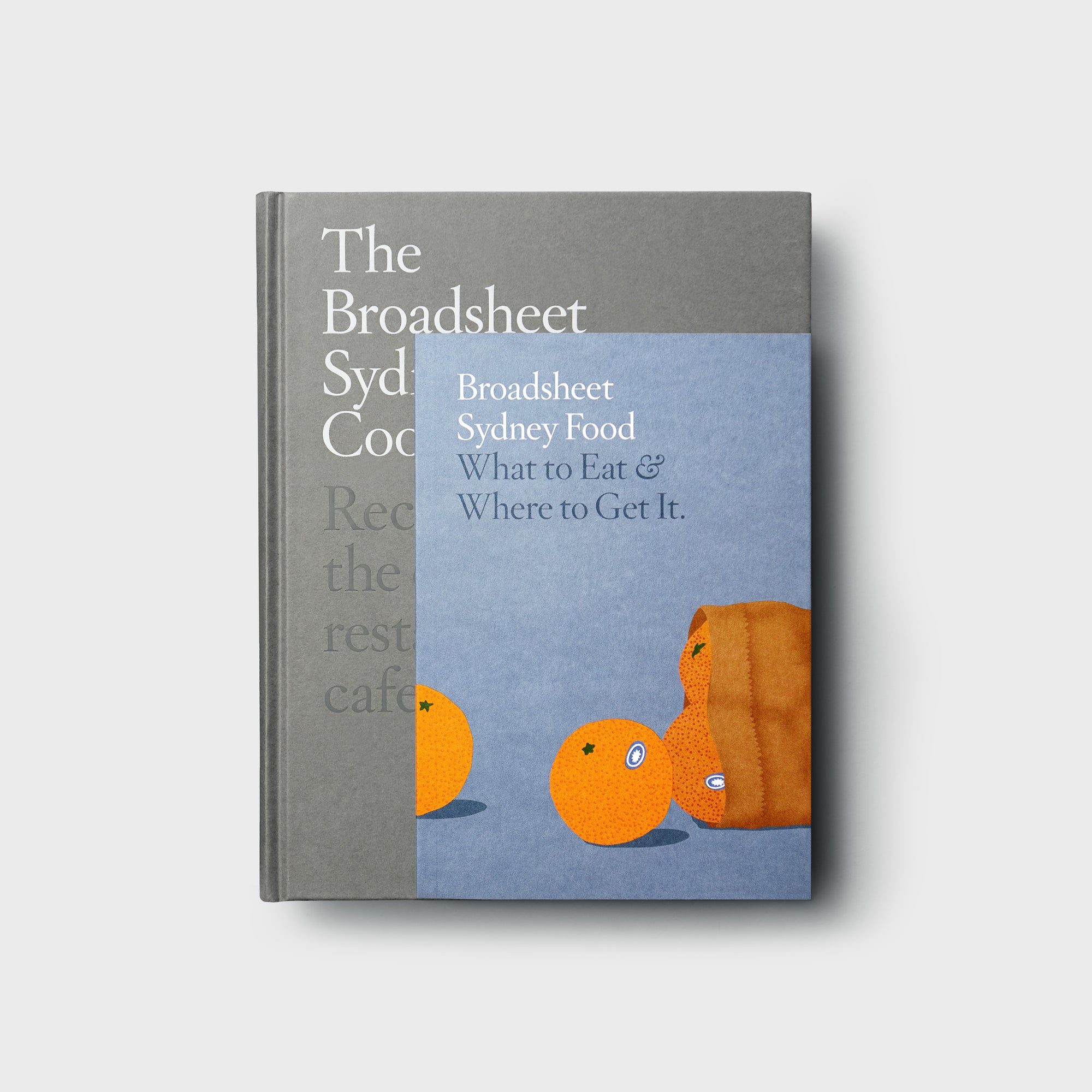 Sydney Food and Sydney Cookbook Set