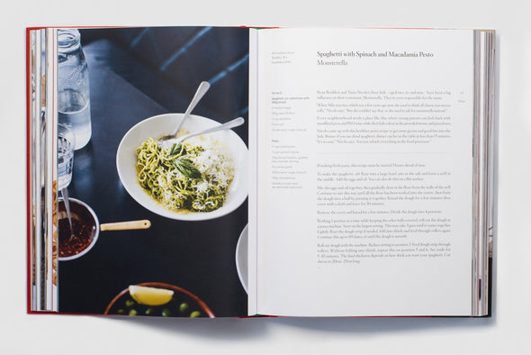 The Broadsheet Italian Cookbook