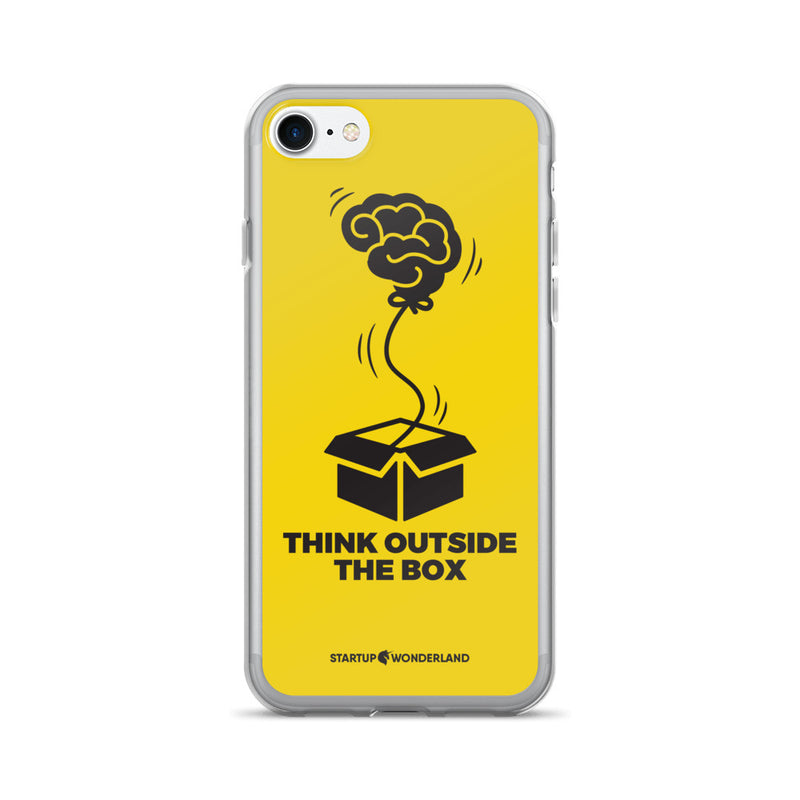 Think Outside The Box iPhone 7/7 Plus Case