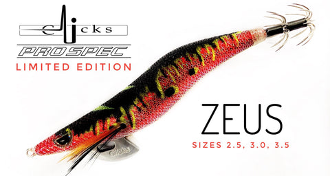 Click's ZEUS Limited Edition