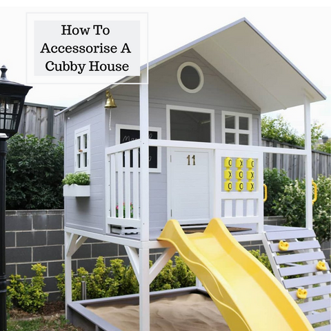 picture of our accessories kids cubby house australia all things for kids australia buy cubby house