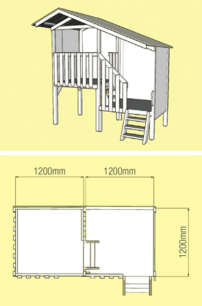 Cubby Dimensions