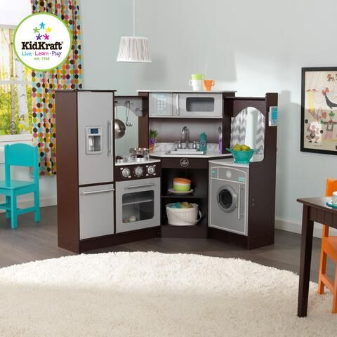 photo of a kid kraft corner kids kitchen