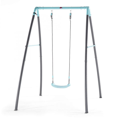 Image of plum-premium-metal-single-swing-with-mist AfterPay ZipPayAll Things For Kids Melbourne Sydney Adelaide Brisbane Gold Coast Online Buy Now