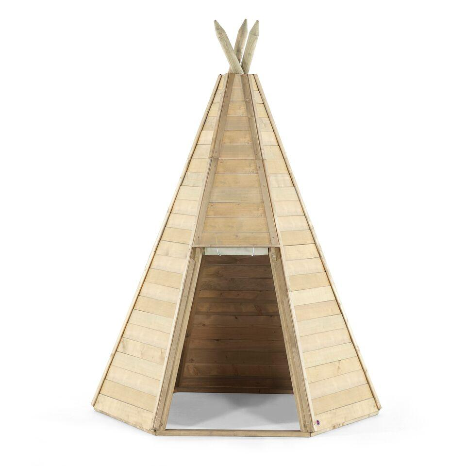 Great Wooden Kids Play Teepee by Plum Buy Now on Afterpay All Things For Kids