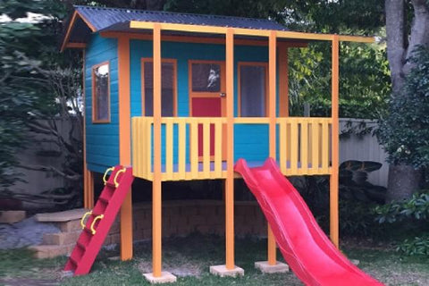Classic Personalised Kids Cubby House Buy Now on Afterpay All Things For Kids