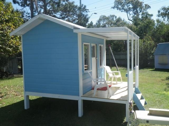 Classic Kids Cubby House