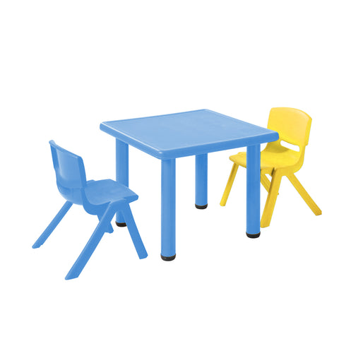 Image of Kids Play Table - Blue