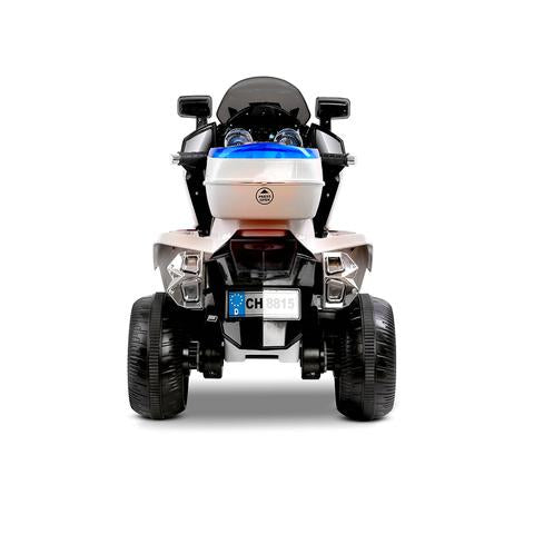 Image of Rigo Kids Ride On Motorbike - White All Things For Kids Kids Ride on Car allthingsforkids.myshopify.com afterpay zip