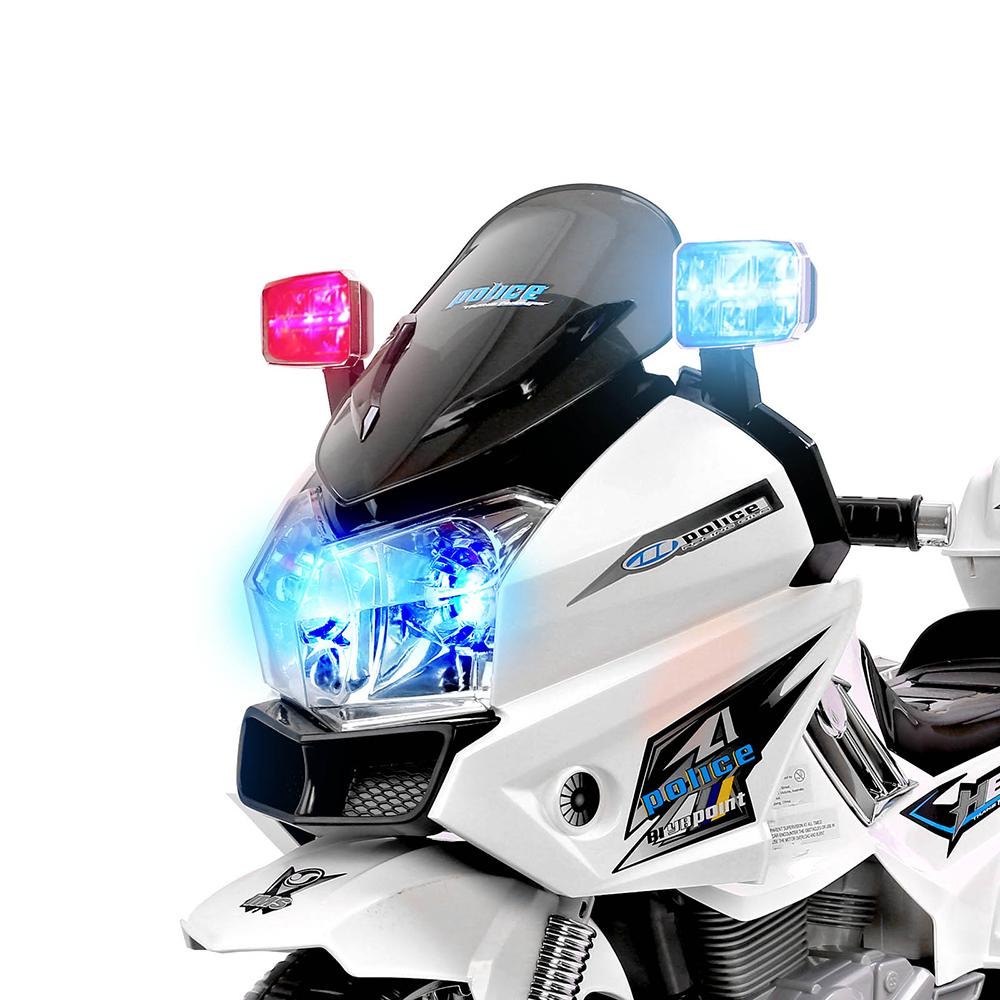 Rigo Kids Ride On Motorbike - White All Things For Kids Kids Ride on Car allthingsforkids.myshopify.com afterpay zip