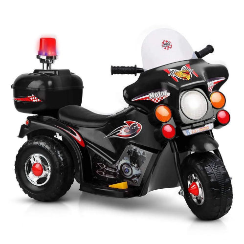 Kids Ride on Police Motorbike Buy Now on Afterpay All Things For Kids