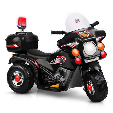 Image of Kids Ride on Police Motorbike Buy Now on Afterpay All Things For Kids