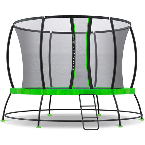 Image of 12ft HyperJump 3 Spring Trampoline By Lifespan Kids Lifespan Kids Trampoline All Things For Kids Melbourne Sydney