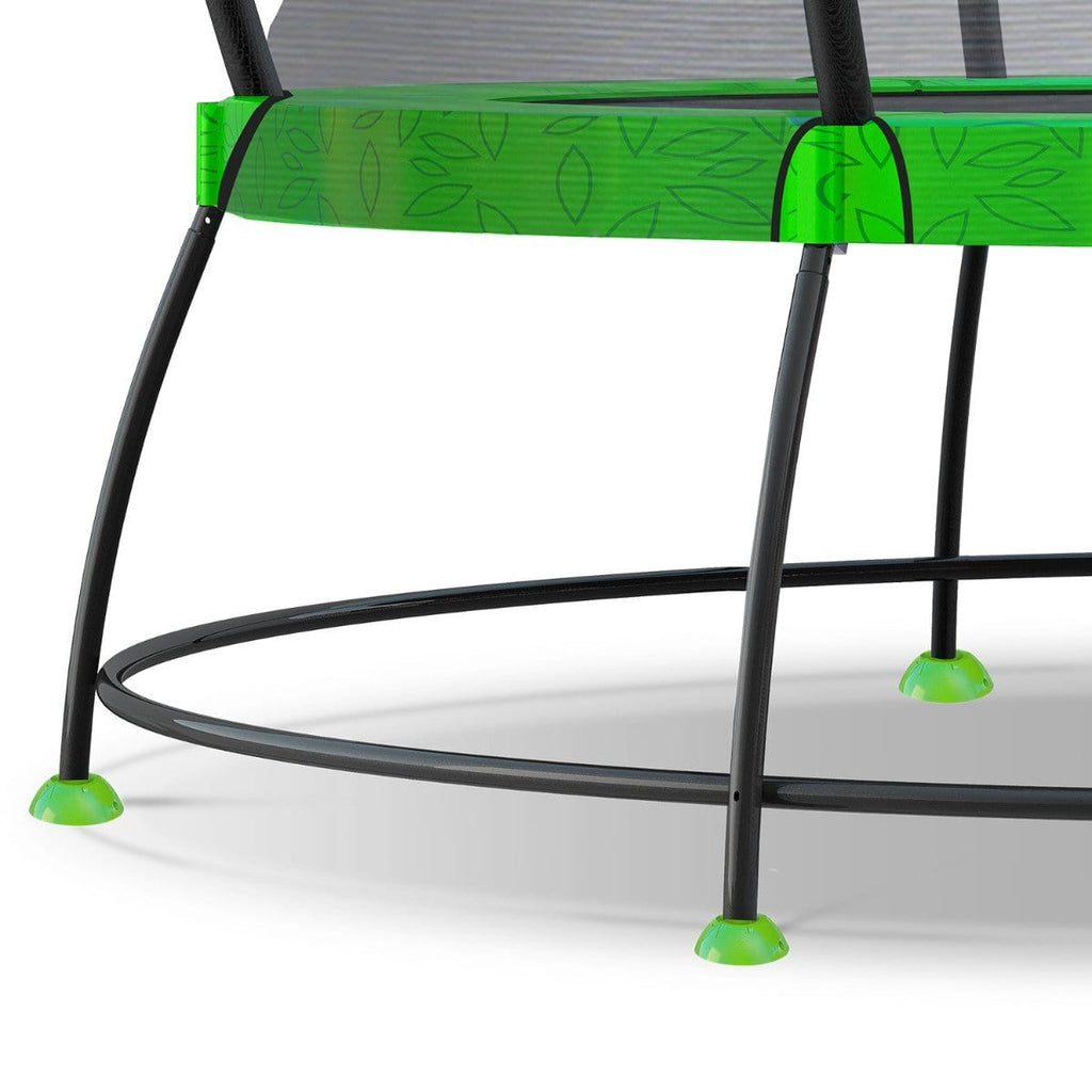 Trampoline Springs Adelaide: 14ft HyperJump3 Spring Trampoline By Lifespan $499.00