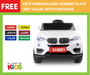 Kids Police Ride On Car with Flashing Lights and Sirens All Things For Kids Kids Ride on Car allthingsforkids.myshopify.com afterpay zip