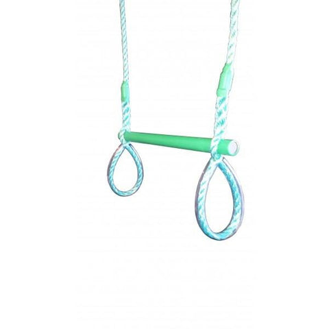Image of Trapeze & Rings by Aussie Swings Aussie Swings Swing Sets allthingsforkids.myshopify.com afterpay zip