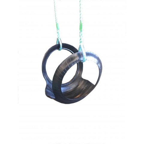 Image of Tyre Basket Swing by Aussie Swings Aussie Swings Swing Sets allthingsforkids.myshopify.com afterpay zip