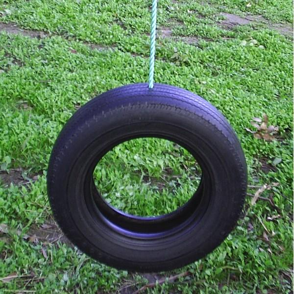 Vertical Tyre Swing 1 point by Aussie Swings Aussie Swings Swing Sets allthingsforkids.myshopify.com afterpay zip