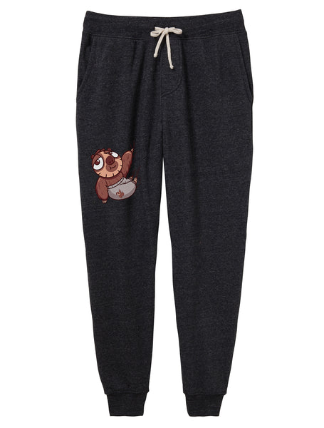 Crensloth Premium Sweatpants (Clothed Sloth)