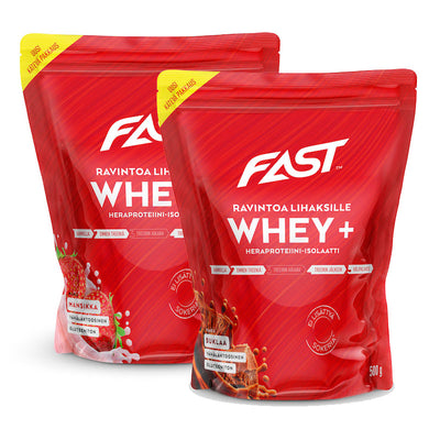 FAST Whey+ 500g