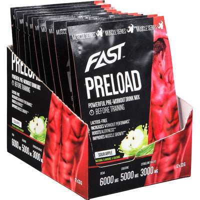 FAST Muscle Series Preload