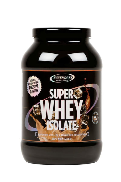 SUPERMASS Super Whey Isolate 1,3 kg