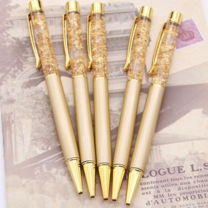 The Gold Leaf Pen