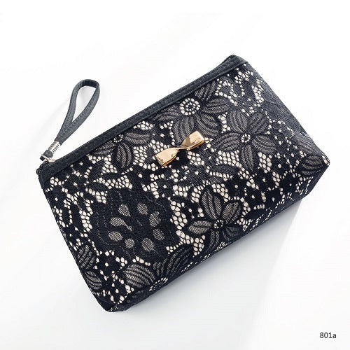 Bow-knot Cosmetics Bag
