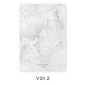 Marble Designs Soft Cover A5 Notebook