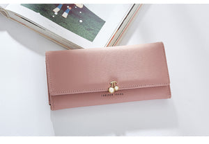 The Cherry Pearl Wallet