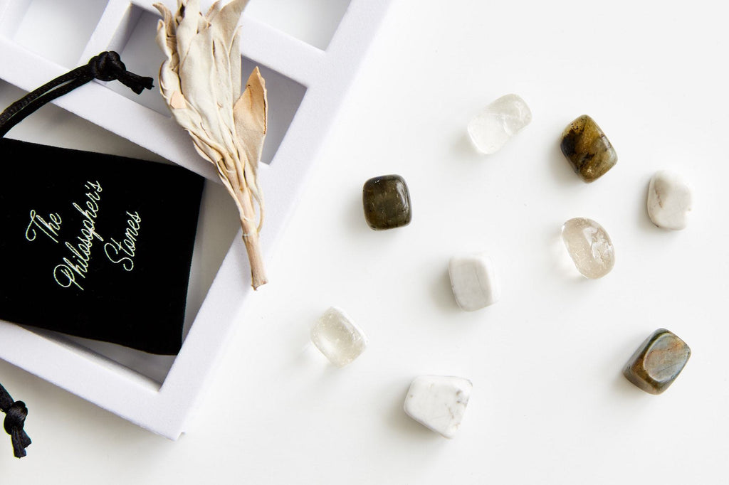 Meditation Crystal Collection
