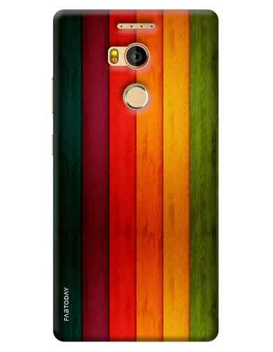 Abstract Gionee E8 Mobile Cover