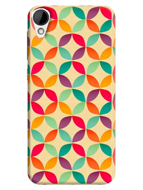 Abstract HTC Desire 825 Mobile Cover
