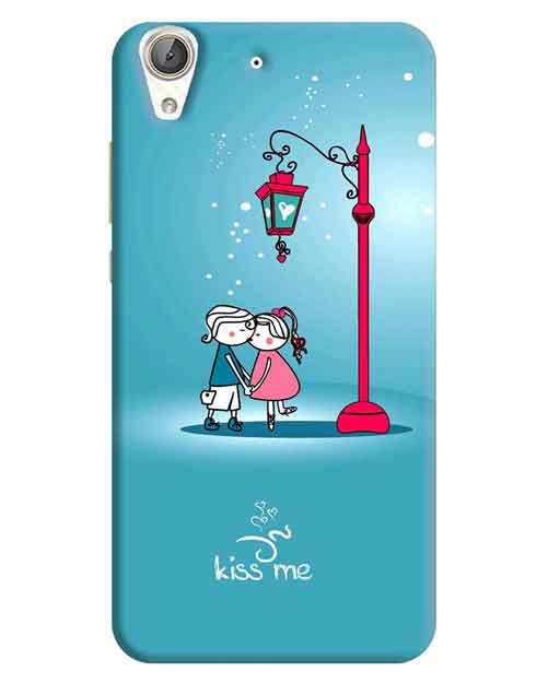 Kiss Me Huawei Honor Holly 3 Mobile Cover