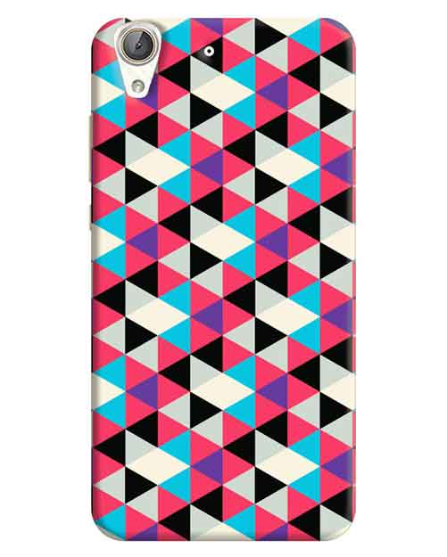 Abstract Huawei Honor 5A Mobile Cover
